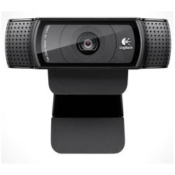 Logitech c920 webcam usb colore nero