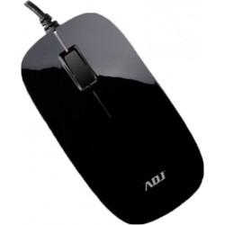 Adj mo110 3d mini mouse usb colore nero