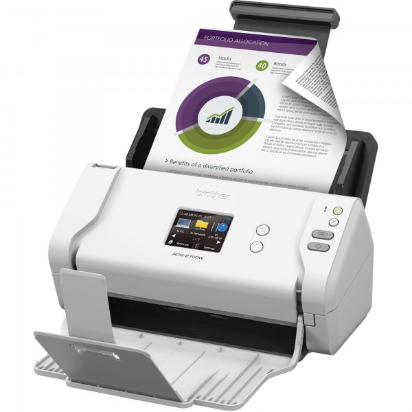 Brother ads2700w scanner documentale