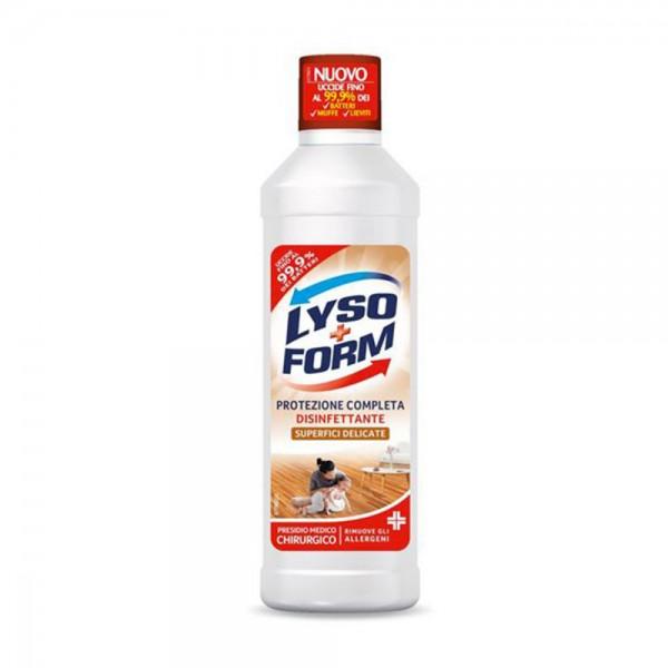 Lysoform - detergente pavimento