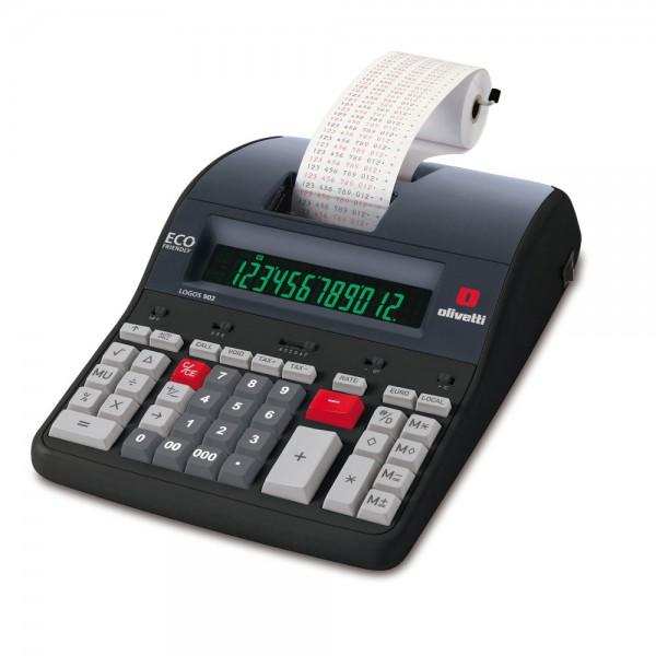 Olivetti logos 902 calcolatrice scrivente