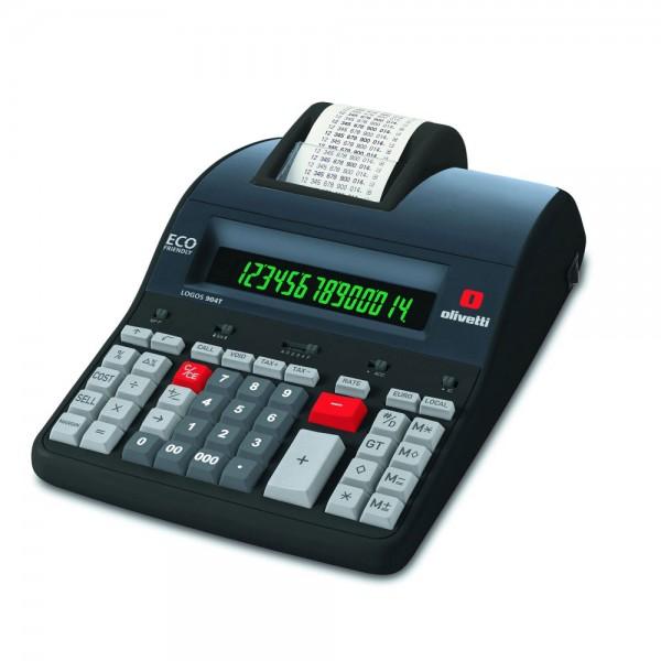 Olivetti logos 904t calcolatrice scrivente