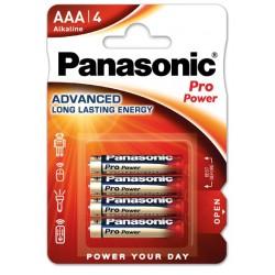 Batterie alcaline mini stilo pro power aaa 1,5v
