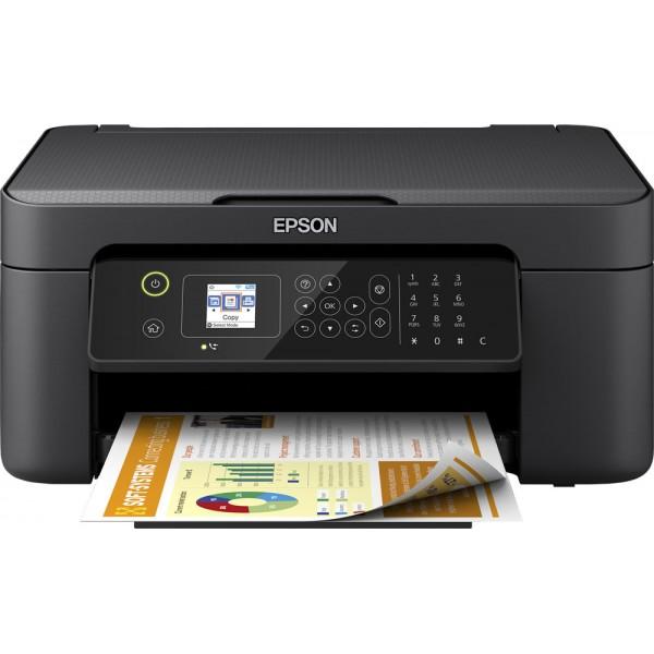 Workforce wf-2810dwf multifunzione ink jet a4 con fax, wi-fi e usb - 33ppm b/n - 18ppm colore
