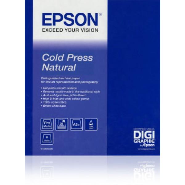 Carta cold press proofing 43,18cm x 15,2m - 340gr/m