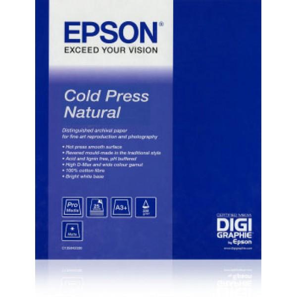 Carta cold press proofing 111,8cm x 15,2m - 340gr/m