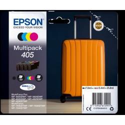 Epson 405 cartuccia multipack cmyk colore nero, ciano, magenta, giallo