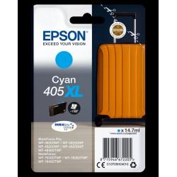 Epson 405xl cartuccia ciano colore ciano