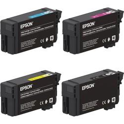 Epson t40c1 cartuccia nero colore nero