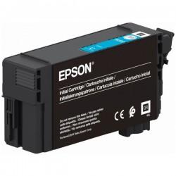 Epson t40d2 cartuccia ciano colore ciano