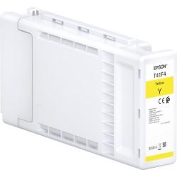 Epson t41f4 cartuccia giallo colore giallo