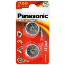 Cr2025 batteria al litio 3v