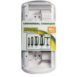 Caricabatterie universale