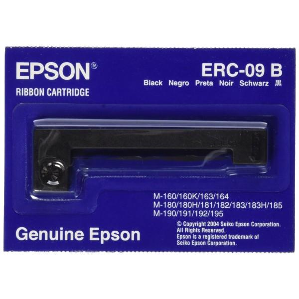 Epson erc09b nastro nero