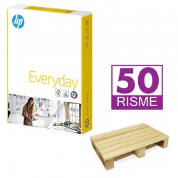 Hp everyday - carta universale a4 colore bianco grammatura 75gr