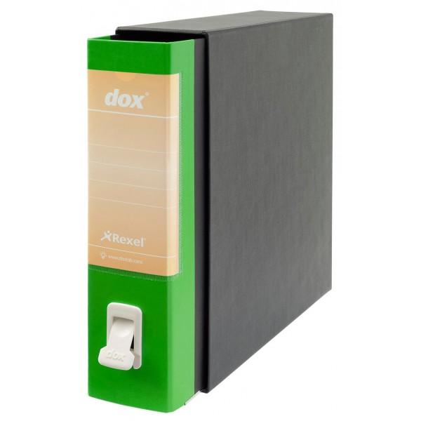 Dox 1 - registratore commerciale colore nero colore verde chiaro