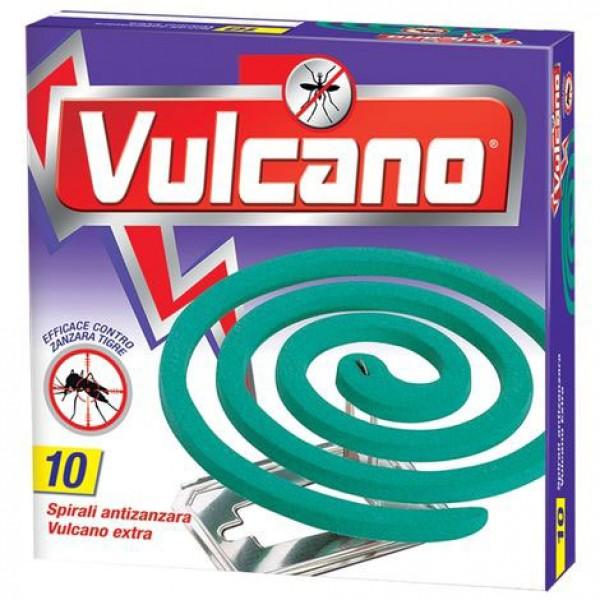 Vulcano - spirali profumate