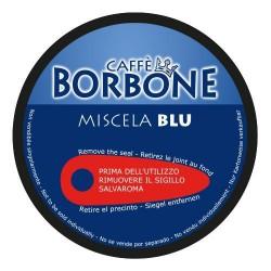90 capsule caffè dolce gusto, compatibili con macchina uso domestico nescafè dolce gusto, miscela blu