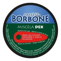 90 capsule caffè dolce gusto, compatibili con macchina uso domestico nescafè dolce gusto, miscela dek