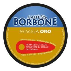 90 capsule caffè dolce gusto, compatibili con macchina uso domestico nescafè dolce gusto, miscela oro