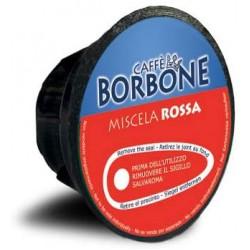 90 capsule caffè dolce gusto, compatibili con macchina uso domestico nescafè dolce gusto, miscela rossa