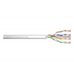 Cavo flessibile non schermato utp halogenfree per reti categoria 6a in rame matassa mt.100
