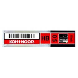 Astuccio 12 micromine 0.5mm kin hb
