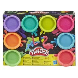 Playdoh 8 vasetti