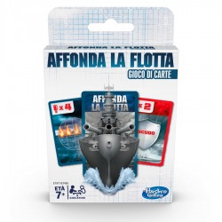 Classic card games - affonda la flotta