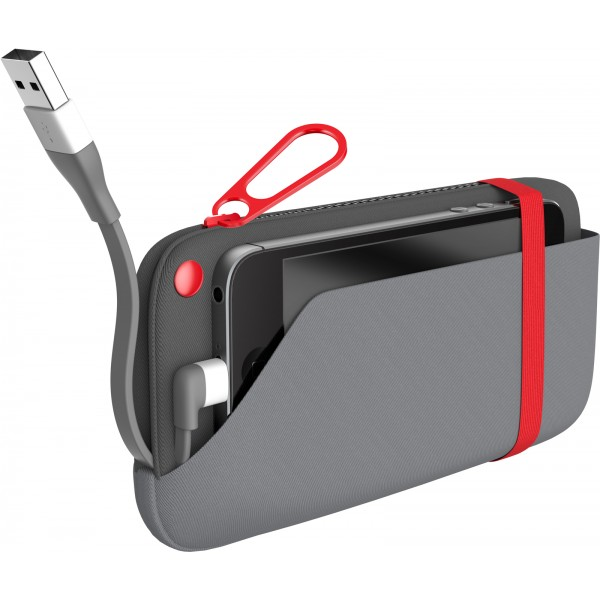 Power pouch u500  colore grigio