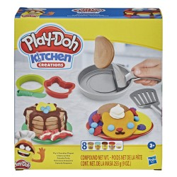 Playdoh pancakes playset