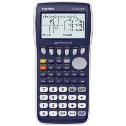 Casio fx-9750gii calcolatrice finanziaria colore blu