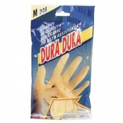 Guanto manolinda duradura taglia m 7 1/2  colore giallo