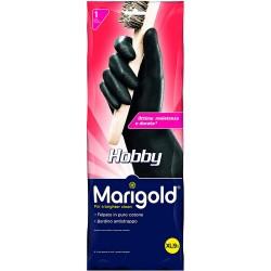 Guanto marigold hobby taglia xl 9 1/2 colore nero colore nero