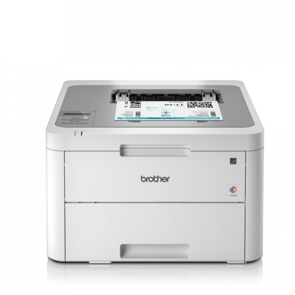 Brother hll3210cdw stampante laser a4 colore colore grigio colore colore