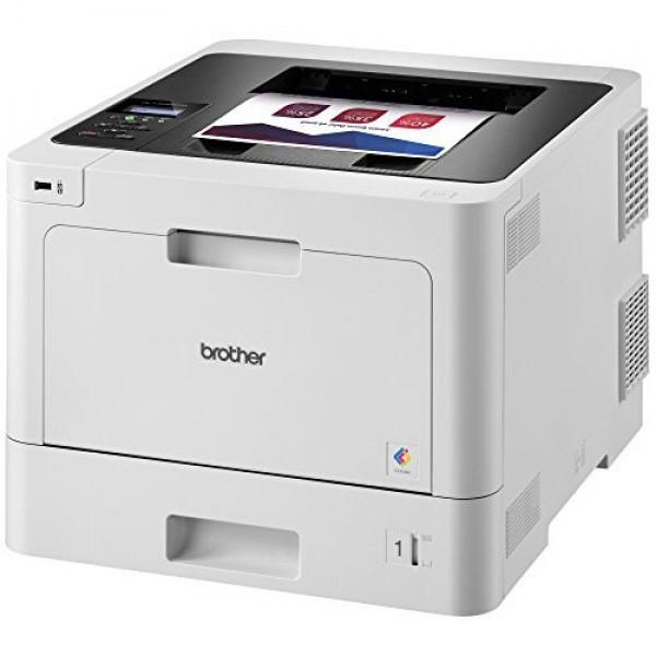 Brother hll8260cdw stampante laser a4 colore colore bianco/grigio