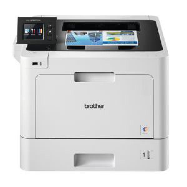 Brother hll8360cdw stampante laser a4 colore colore bianco/grigio