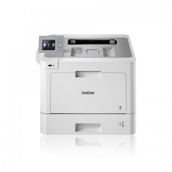 Brother hll9310cdw stampante laser a4 colore colore bianco