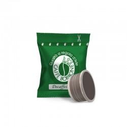 50 capsule caffè point, compatibili con macchina uso domestico lavazza espresso point, miscela dek