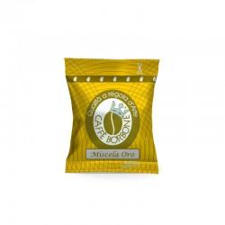 50 capsule caffè point, compatibili con macchina uso domestico lavazza espresso point, miscela oro