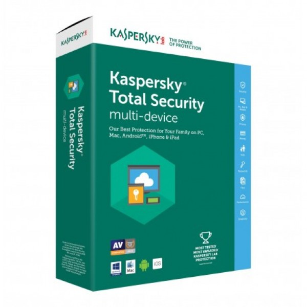 Kas total security 3 utenti