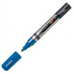 Marcatore gratuate mark all colore azzurro tipo punta tonda