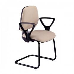 Leda  s - sedia operativa  colore nero