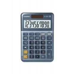 Casio ms-100terii calcolatrice da tavolo colore blu chiaro