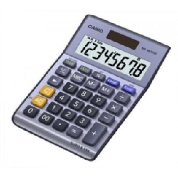 Casio ms-88terii calcolatrice da tavolo colore blu