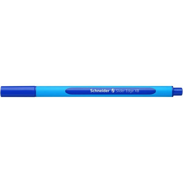 Penna a sfera slider edge xb blu colore blu
