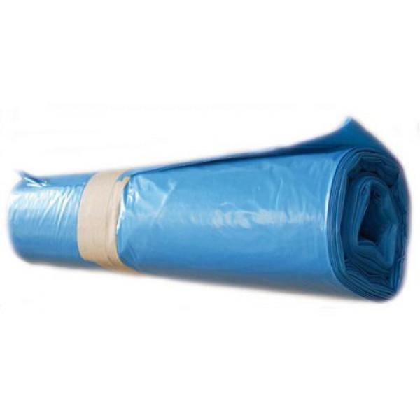 Sacchi per rifiuti colore azzurro