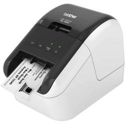 Brother ql800 stampante per etichette colore bianco