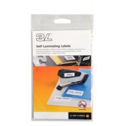 Etichette in ppl autoplastificanti 25x40mm