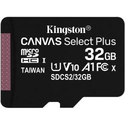 Kingston sdcs2 micro 32gb   colore nero